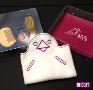 The Rhoost Grooming Kit for Baby